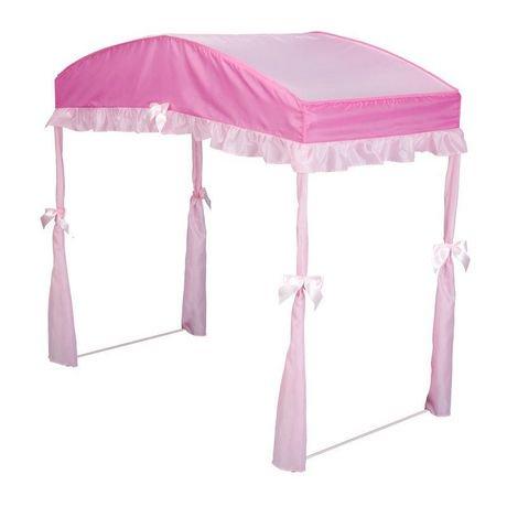 baldaquin d coratif pour lit enfant rose walmart canada. Black Bedroom Furniture Sets. Home Design Ideas