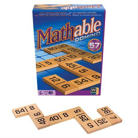 Editions Gladius International Mathable Domino - image 1 of 2