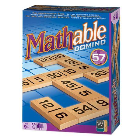 Editions Gladius International Mathable Domino - image 2 of 2