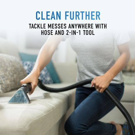 HOOVER® SmartWash™ Automatic Carpet Cleaner - image 7 of 9