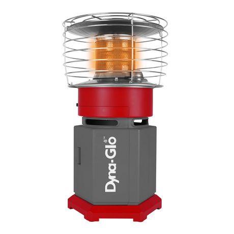 Dyna Glo 10k Btu Heataround Portable 360 176 Propane Heater
