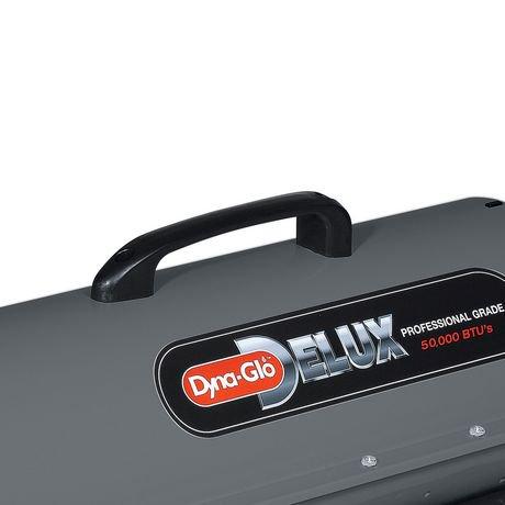 Dyna Glo Delux Kfa50dgd 50k Btu Kerosene Forced Air Heater