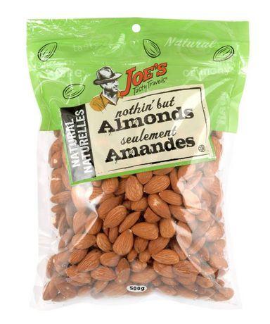 Joe's Tasty Travels Joe's Tasty Travels Natural Almonds - image 1 of 1
