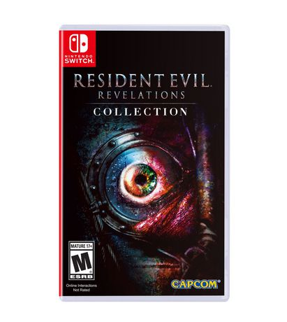 Resident Evil Revelations Collection [Nintendo Switch] - image 1 of 1