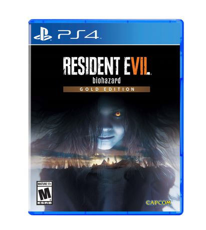 Resident Evil 7 biohazard Gold Edition [PS4] - image 1 of 1