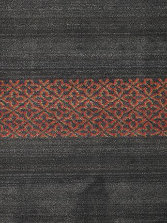 "eCarpetGallery Frieze Tribal Black  Rug 5'4"" X 7'7"" - image 2 of 5"