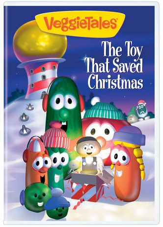 VeggieTales: The Toy That Saved Christmas | Walmart Canada