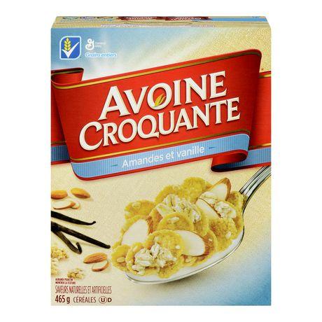 Oatmeal Crisp™ Vanilla Almond Cereal - image 2 of 3