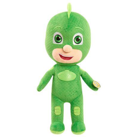 Peluche de personnage Gekko des Pyjamasques - image 2 de 2