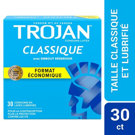 Trojan Classic Lubricated Condoms - image 7 of 7