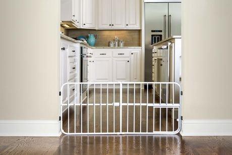 barri re extensible pour animaux lil tuffy de carlson pet. Black Bedroom Furniture Sets. Home Design Ideas