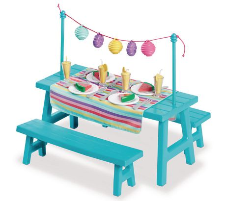My Life As Picnic Table Play Set | Walmart Canada