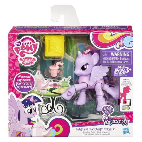 My Little Pony Friendship Is Magic Collection - Twilight Sparkle ...