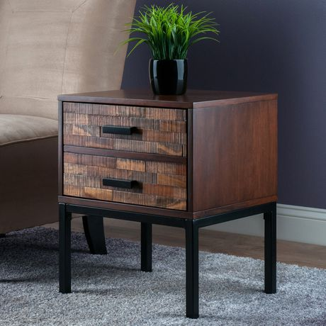Winsome Jefferson End Table Walmart Canada
