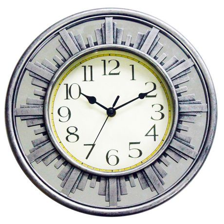 hometrends Simple and Elegant Wall Clock