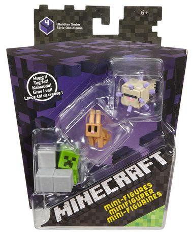 Vanilla Underground Minecraft Ensemble Cadeau pour Enfant avec Peignoir et Pantoufles 3D Creeper