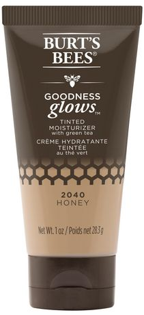 Burt's Bees Goodness Glows Tinted Moisturizer, Honey Honey