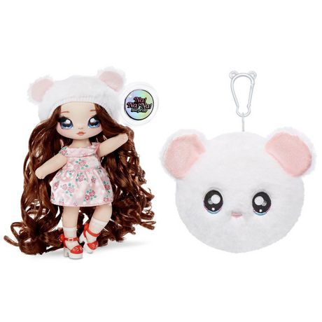Na! Na! Na! Surprise 2-in-1 Fashion Doll & Plush Pom Series 2 - image 6 of 7