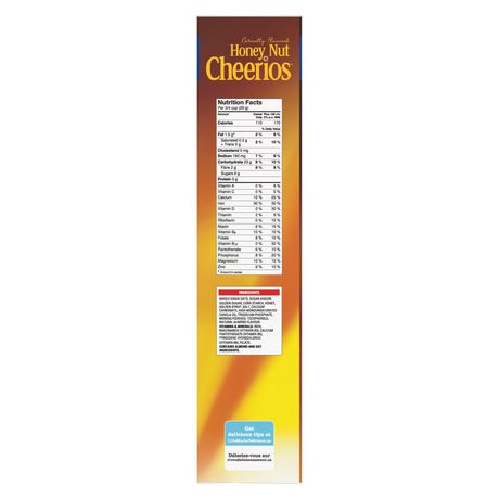 Cheerios™ Honey Nut Cereal Family Size - image 3 of 9