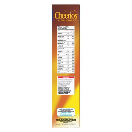 Cheerios™ Honey Nut Cereal Family Size - image 4 of 9