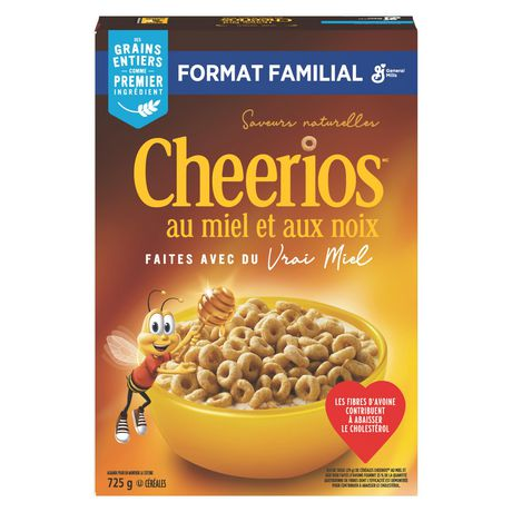 Cheerios™ Honey Nut Cereal Family Size - image 9 of 9