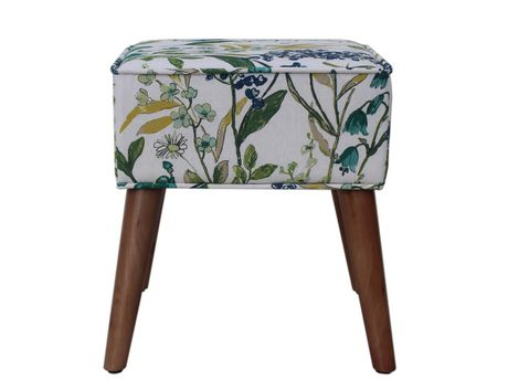 Hometrends Square ottoman - image 1 of 2