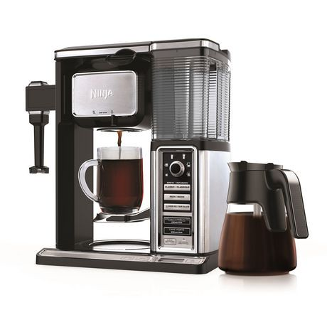 Ninja Coffee Bar Glass Carafe System Walmart Canada