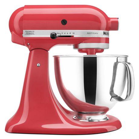 kitchenaid artisan series stand mixer walmart canada