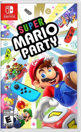 Super Mario Party (Nintendo Switch) - image 1 de 9