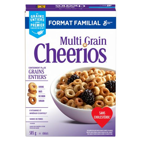 Cheerios™ Multi-Grain Cereal Family Size - image 7 of 9