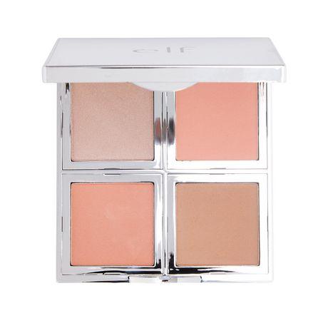 e.l.f. Cosmetics Palette éclat naturel visage Beautifully Bare - image 1 de 3