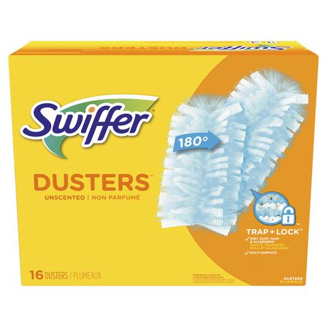 Swiffer 180 Dusters Multi Surface Refills, Unscented
