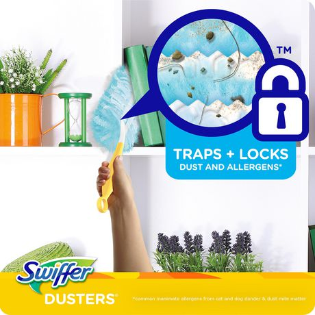 Swiffer 180 Dusters Multi Surface Refills, Unscented - image 4 of 6