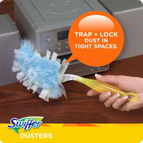 Swiffer 180 Dusters Multi Surface Refills, Unscented - image 5 of 6