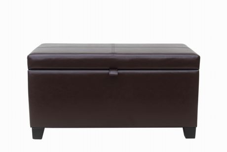 Hometrends 35in. Sotrage Bench - image 1 of 4