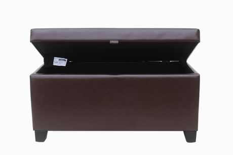 Hometrends 35in. Sotrage Bench - image 3 of 4