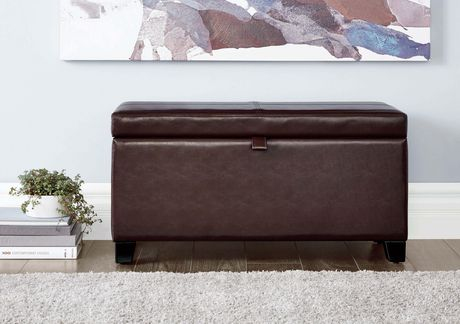Hometrends 35in. Sotrage Bench - image 4 of 4
