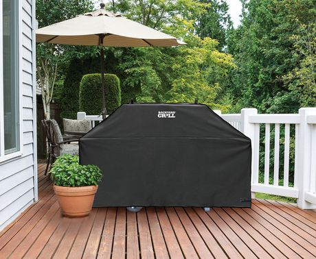 Backyard Grill Barbecue Deluxe Polyester Grill Cover - image 1 of 4