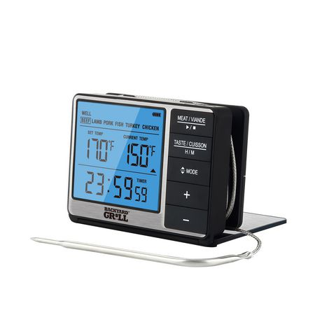 Ordinaire Backyard Grill Deluxe Grill Thermometer