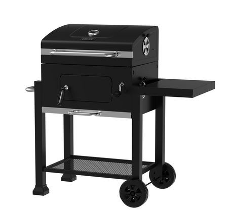 barbecue bc288 de backyard grill au charbon de bois. Black Bedroom Furniture Sets. Home Design Ideas