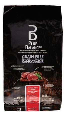 Pure balance venison pea recipe grain free dry dog food walmart pure balance venison pea recipe grain free dry dog food forumfinder Image collections