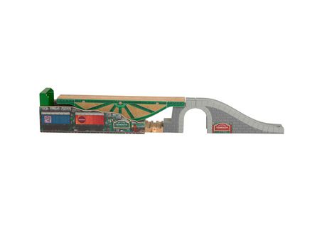 Fisher-Price Thomas & Friends Wooden Railway Tidmouth's Tipping Shed - image 2 of 8