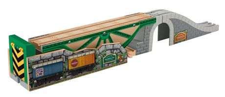 Fisher-Price Thomas & Friends Wooden Railway Tidmouth's Tipping Shed - image 3 of 8