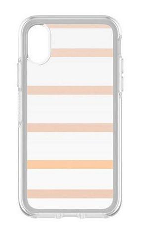 sale retailer 8fec7 bb0fe Otterbox Symmetry Clear Case for iPhone X
