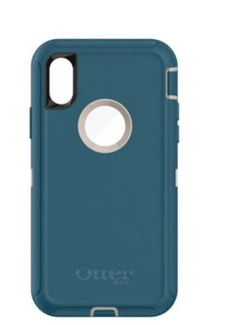 detailed look 0e7a4 c6166 Otterbox Defender Case for iPhone X
