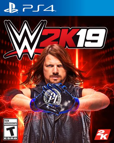 WWE 2K19 (PS4) - image 1 of 4