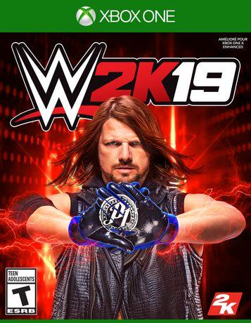 WWE 2K19 (Xbox One) - image 1 of 4