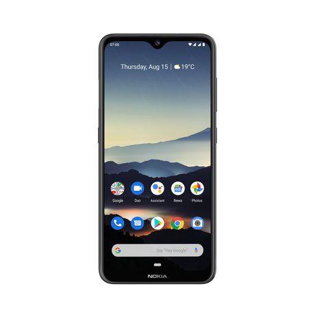 Nokia 7.2 SmartPhone Charcoal - image 1 of 4