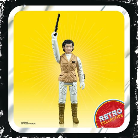 Star Wars Retro Collection Princess Leia Organa (Hoth) Toy - image 3 of 3