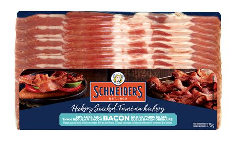 Schneiders Salt Reduced Bacon - image 1 of 1